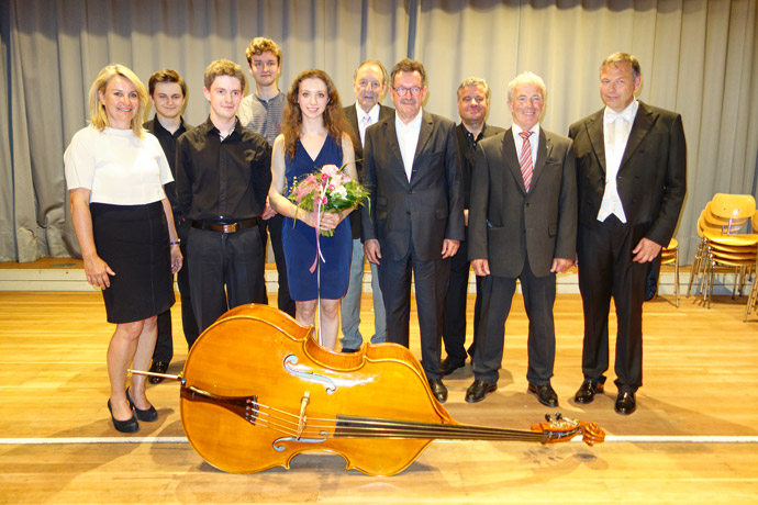 Internationaler Bodensee Musikwettbewerb Preistraeger 2015